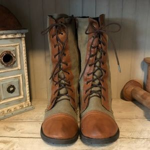 Groove Force Style Boots: